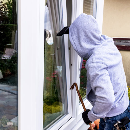 Burglar Proof your Home