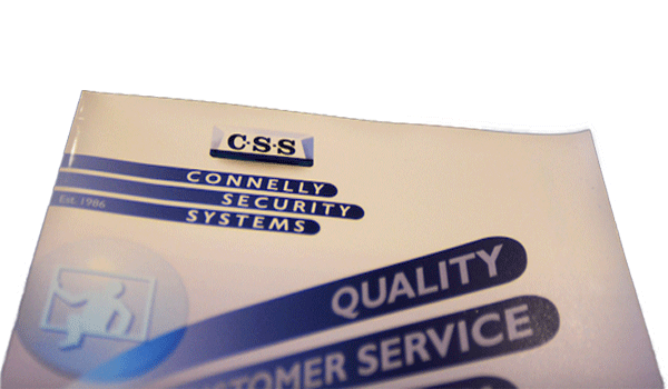 Connelly Security Systems (CSS) Brochure Download