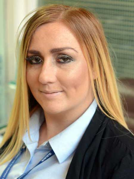 Kirsty Hughes Customer Services