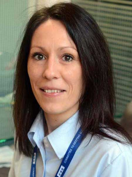 Rhona Brown Customer Services