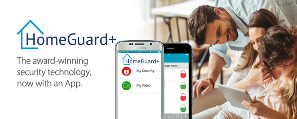 HomeGuard+ Home Security Package