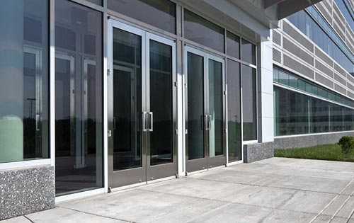 door entry systems for business